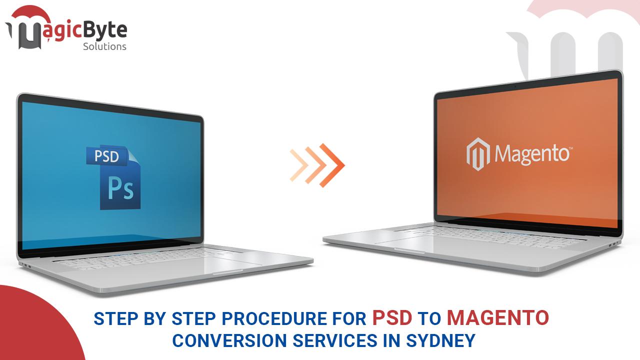 PSD to Magento Conversion Sydney